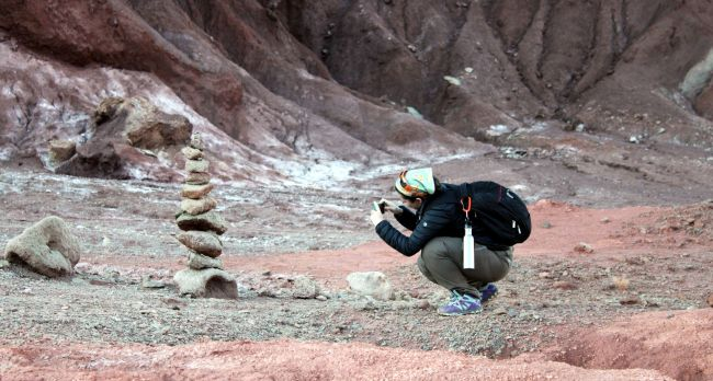 Passeios no Atacama - Vale do Arco Íris 6