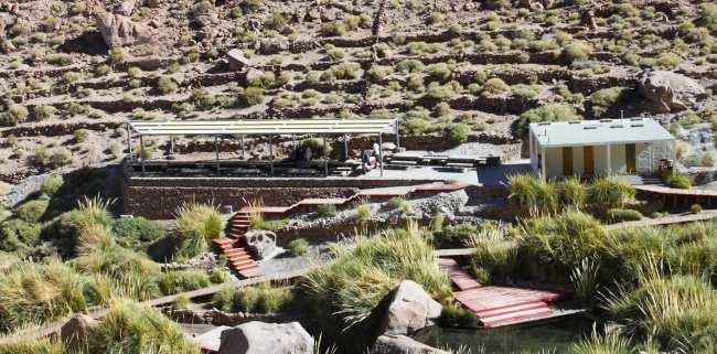 Passeios no Atacama: Termas de Puritama 03