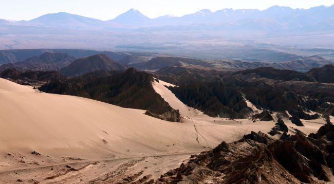 Passeios no Atacama - Vale da morte 4