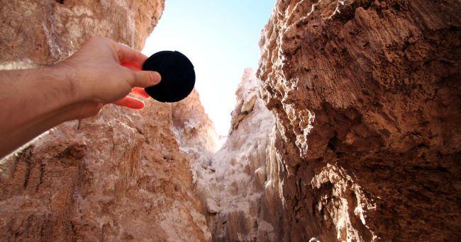 Passeios no Atacama - Vale da Lua - caverna de sal 1