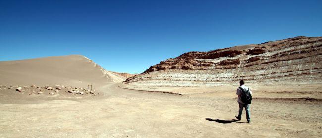 Passeios no Atacama - Vale da Lua 11