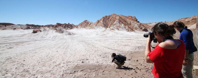 Passeios no Atacama - Vale da Lua - salar 1