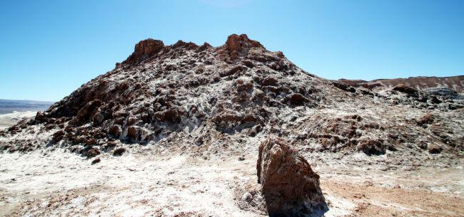 Passeios no Atacama - Vale da Lua - mina de sal 3