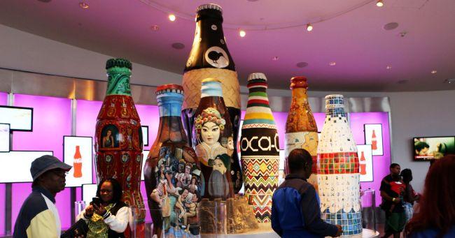 Roteiro de viagem de Atlanta - Mundo da coca-cola