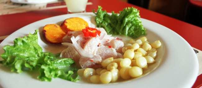 Onde comer em Arequipa - Qaya 1