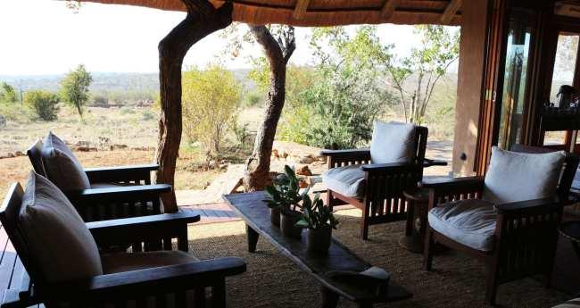 Onde ficar para fazer safári na África do Sul - Rhulani Safari Lodge 10