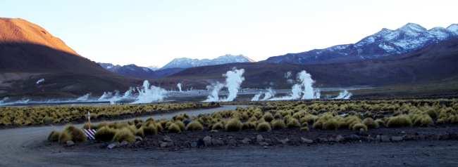 Passeios no Atacama - Gêiser de Tatio 3