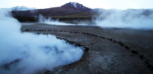 Passeios no Atacama - Gêiser de Tatio 6