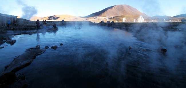 Passeios no Atacama - Gêiser de Tatio 7
