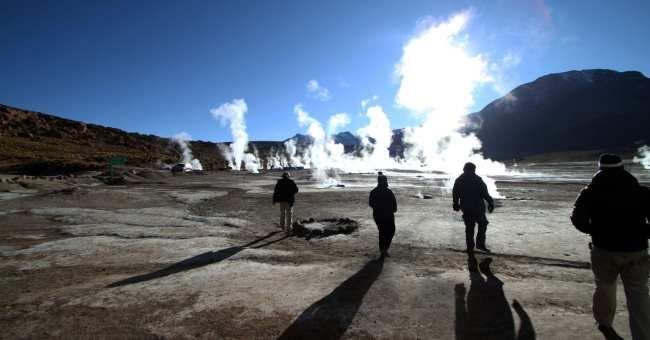 Passeios no Atacama - Gêiser de Tatio 10