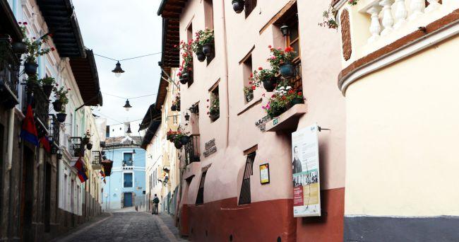 Roteiro de Quito - 2