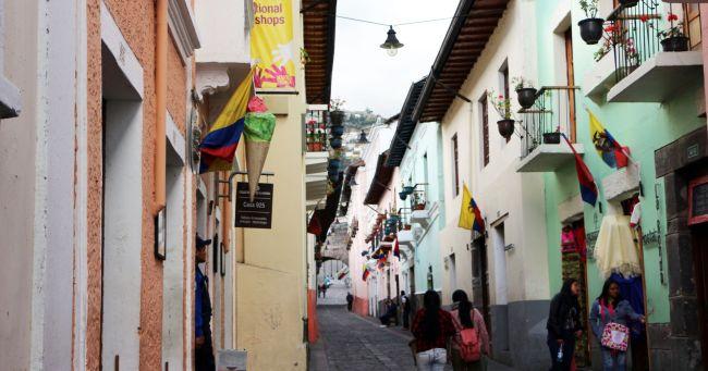 Roteiro de Quito - 4