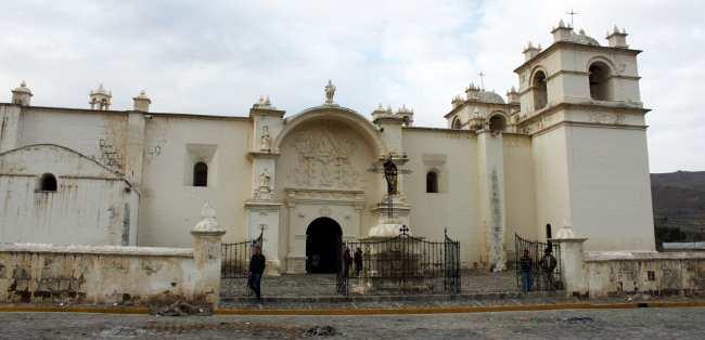 Tour pelo valle del Colca - Arequipa - 11
