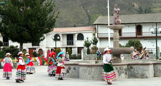 Tour pelo valle del Colca - Arequipa - 12