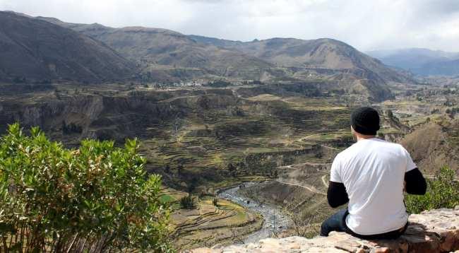 Tour pelo valle del Colca - Arequipa - 24