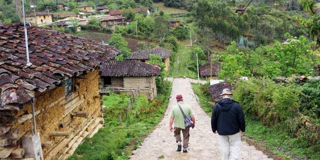 Norte do Peru chachapoyas - revash 2