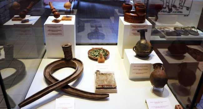 Norte do Peru chachapoyas - museu de leymebamba 8