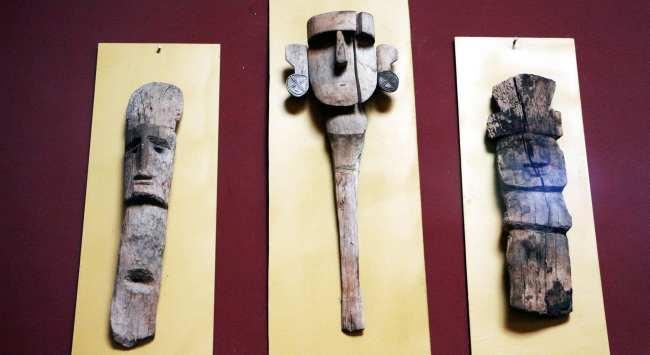 Norte do Peru chachapoyas - museu de leymebamba 10