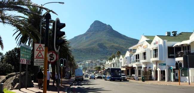 Onde ficar na Cidade do Cabo - Camps Bay 1