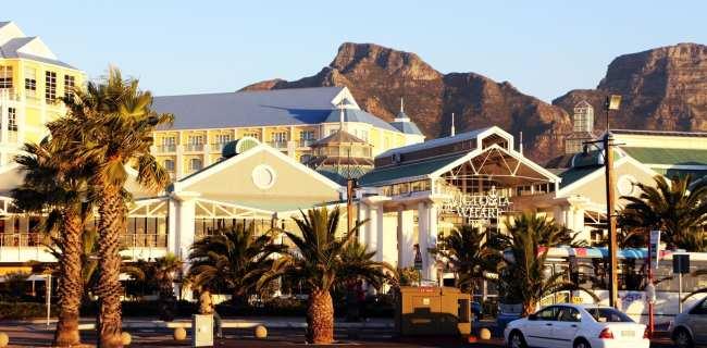 Onde ficar na Cidade do Cabo - V&A Waterfront 1