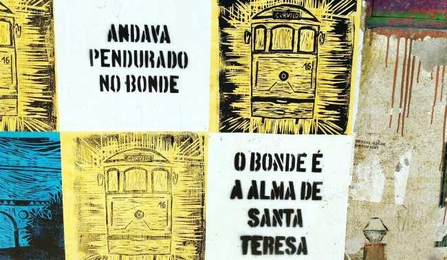 Roteiro por Santa Teresa no Rio de Janeiro - 8