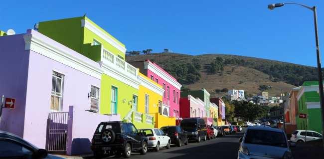 Bo-Kaap e Waterkant - Cidade do Cabo - 1