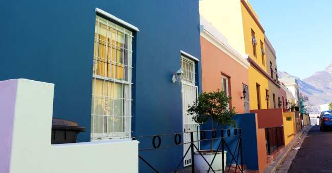 Bo-Kaap e Waterkant - Cidade do Cabo - 2