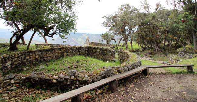 Fortaleza de Kuelap, Chachapoyas, Peru - 9