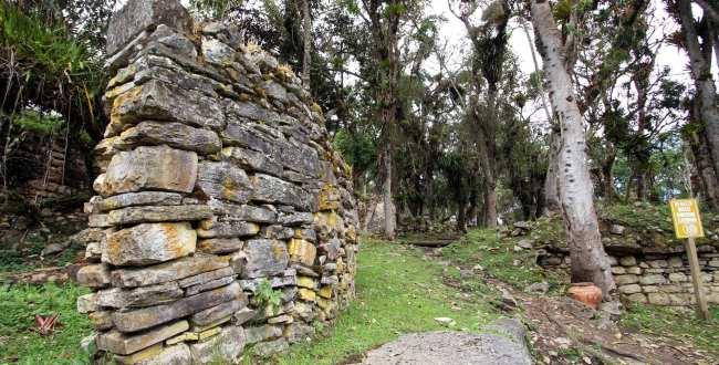 Fortaleza de Kuelap, Chachapoyas, Peru - 10