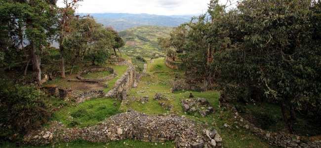 Fortaleza de Kuelap, Chachapoyas, Peru - 16