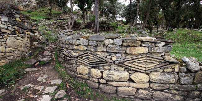 Fortaleza de Kuelap, Chachapoyas, Peru - 20