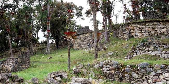Fortaleza de Kuelap, Chachapoyas, Peru - 21