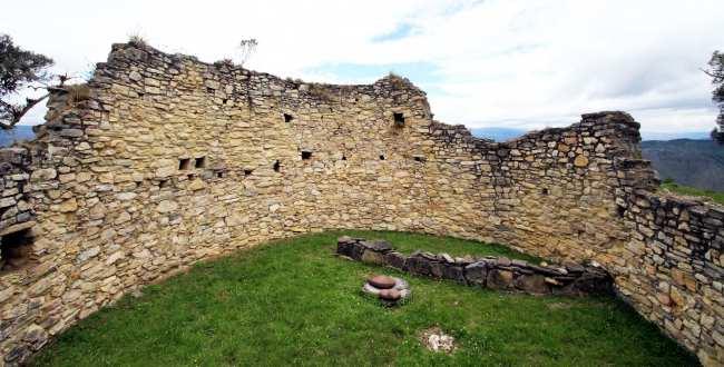 Fortaleza de Kuelap, Chachapoyas, Peru - 22