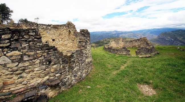 Fortaleza de Kuelap, Chachapoyas, Peru - 23