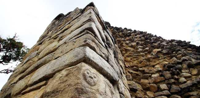 Fortaleza de Kuelap, Chachapoyas, Peru - 33
