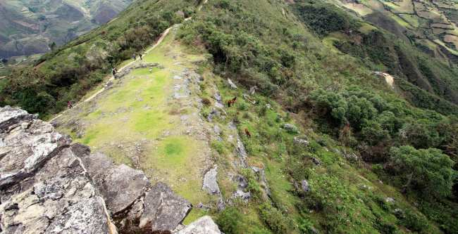 Fortaleza de Kuelap, Chachapoyas, Peru - 34