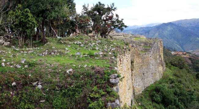 Fortaleza de Kuelap, Chachapoyas, Peru - 35
