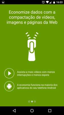 Opera Max - app de economia de internet 3