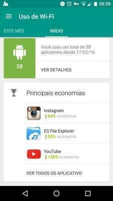 Opera Max - app de economia de internet 7