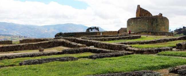 Ruína Inca no Equador - Ingarapirca 7