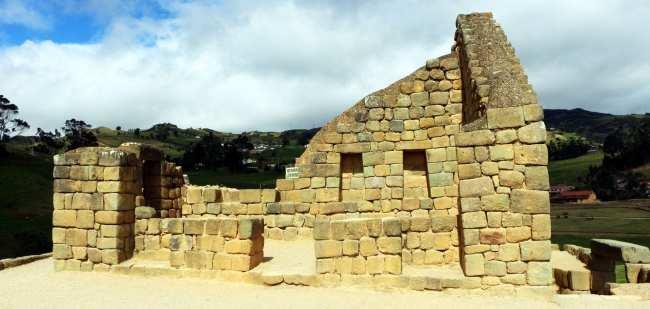 Ruína Inca no Equador - Ingarapirca 12