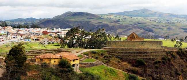 Ruína Inca no Equador - Ingarapirca 14