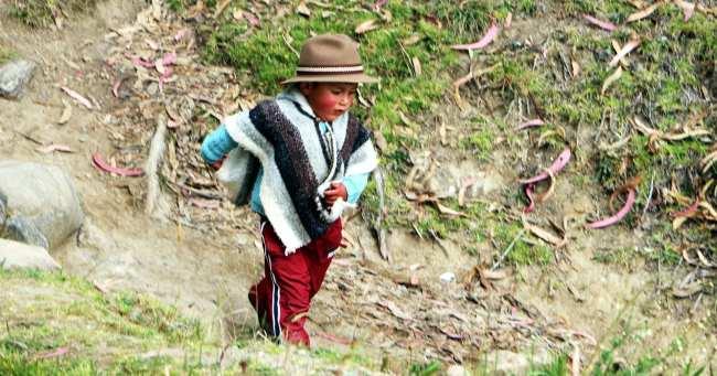 Ruína Inca no Equador - Ingarapirca 15