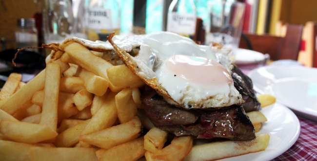 Onde comer em Santiago - Galindo