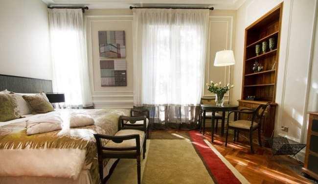 Onde ficar em Santiago - hotel lastaria