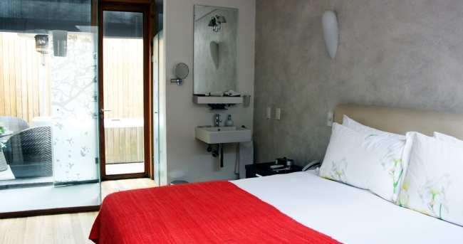 Onde ficar em Santiago - hotel the albrey 2