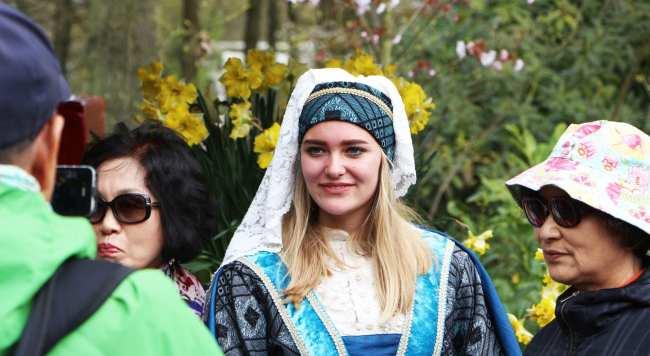 Como ir ao Keukenhof na holanda - jardim de tulipas perto de Amsterdã - 09