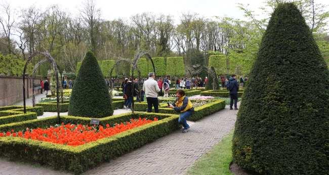 Como ir ao Keukenhof na holanda - jardim de tulipas perto de Amsterdã - 12