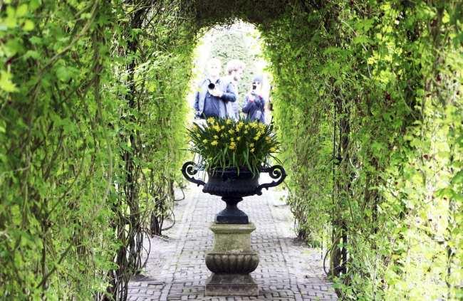 Como ir ao Keukenhof na holanda - jardim de tulipas perto de Amsterdã - 16