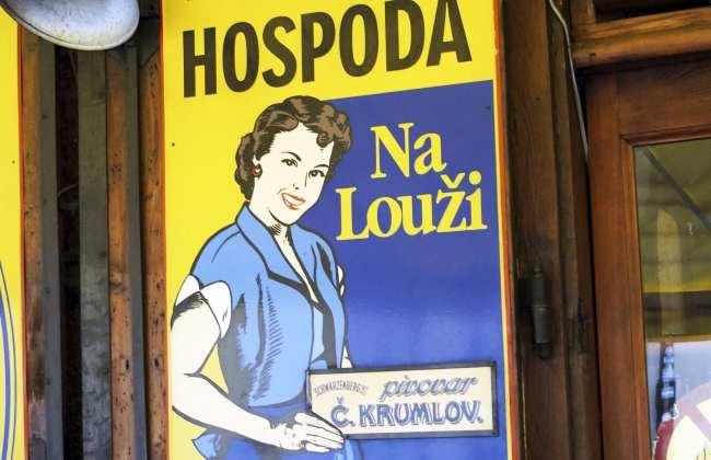 Cesky Krumlov - cerveja na República Tcheca - 28